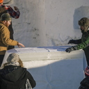 Building the Ice Chapel 2018 photo album thumbnail 11